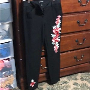 Express Stretch Pants size 2r